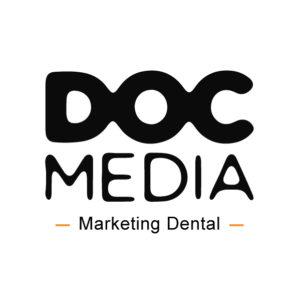 Logo Docmedia Agencia de Marketing Dental SEO SEM