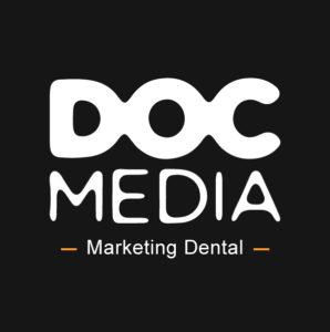 Logo Docmedia Agencia de Marketing Dental