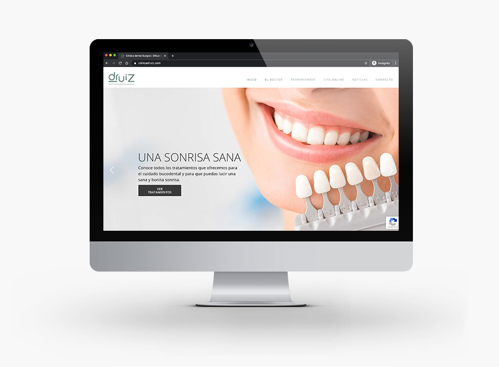 diseño-web-clinica-dental-druiz-burgos