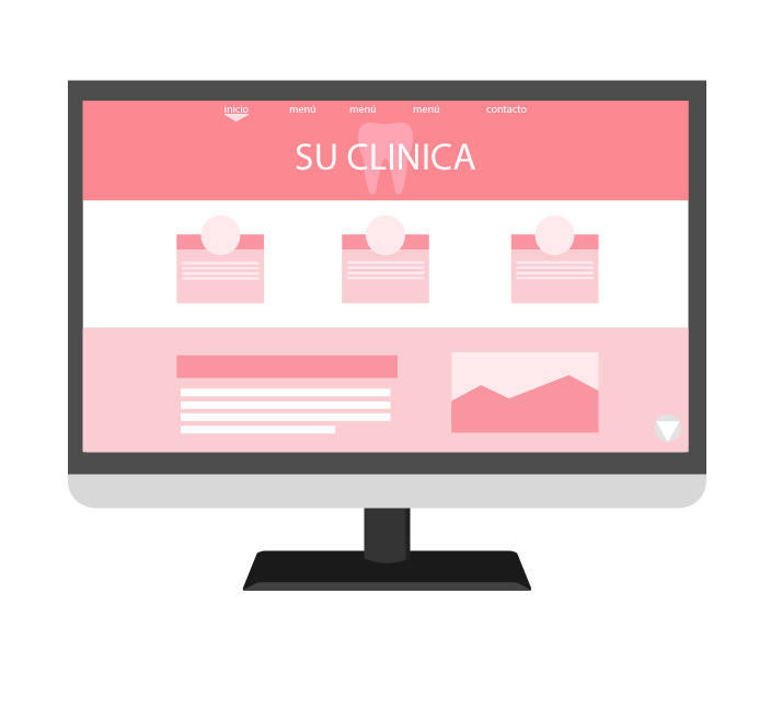 Diseño Web - One Page | Docmedia Barcelona