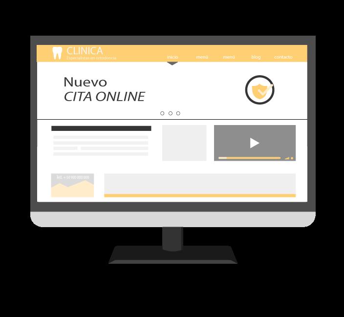 Diseño Web - Empresarial | Docmedia Barcelona